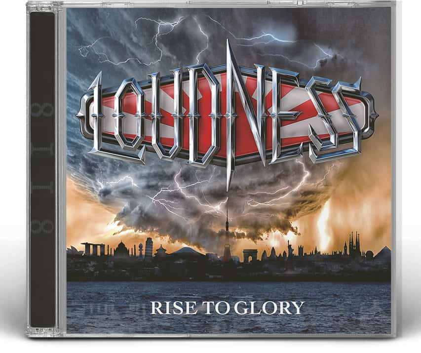 Buy Online Loudness - Rise To Glory Double CD