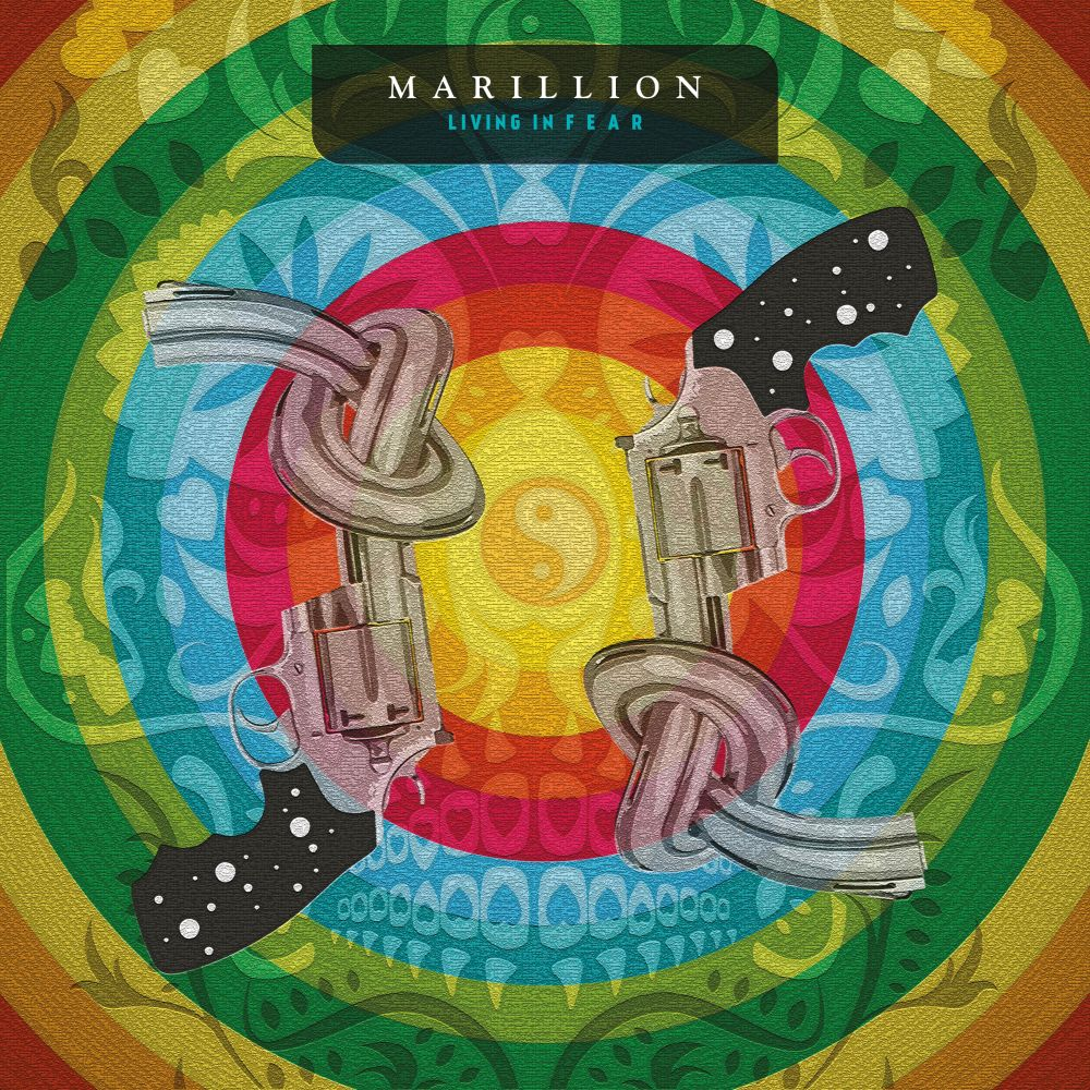 Buy Online Marillion - Living In F E A R (EP)  CD