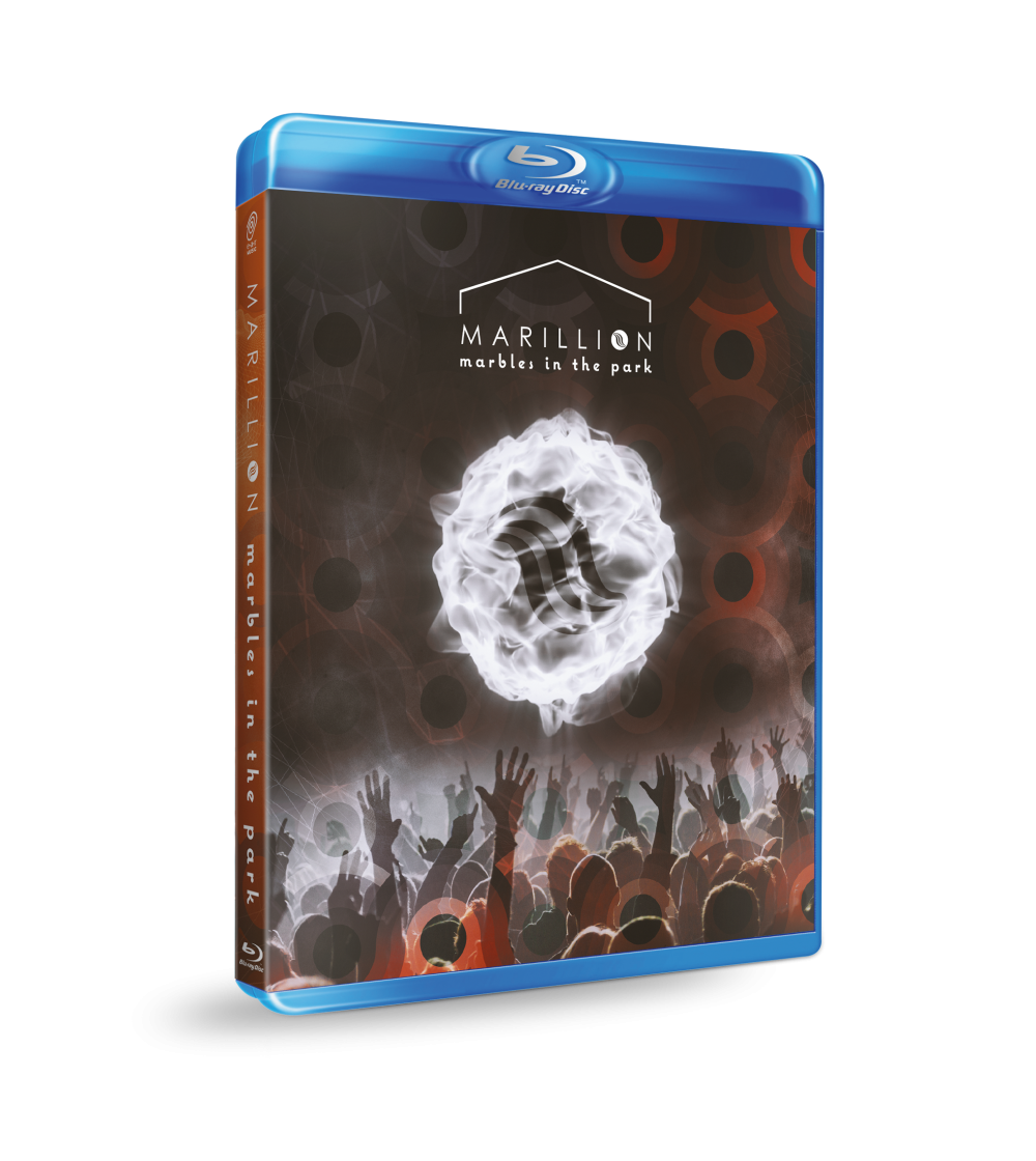 Buy Online Marillion - Marbles In The Park Blu-ray