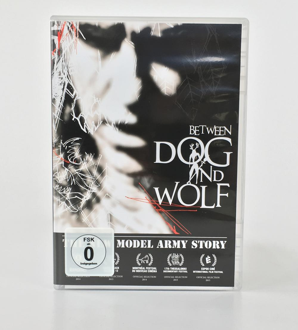 Buy Online New Model Army - THE NEW MODEL ARMY STORY: BETWEEN DOG AND WOLF DVD