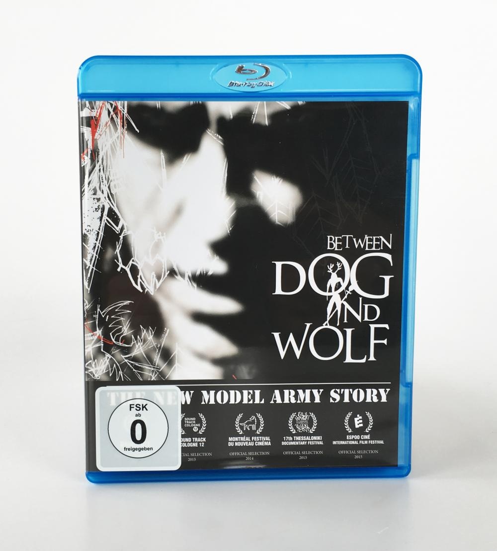 Buy Online New Model Army - The New Model Army Story: Between Dog And Wolf