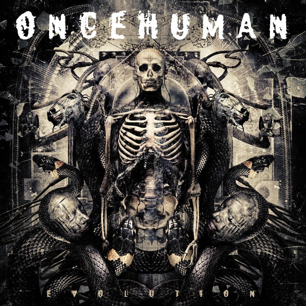 Buy Online Once Human - Evolution (CD)