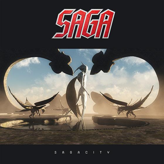 Buy Online SAGA - Sagacity CD
