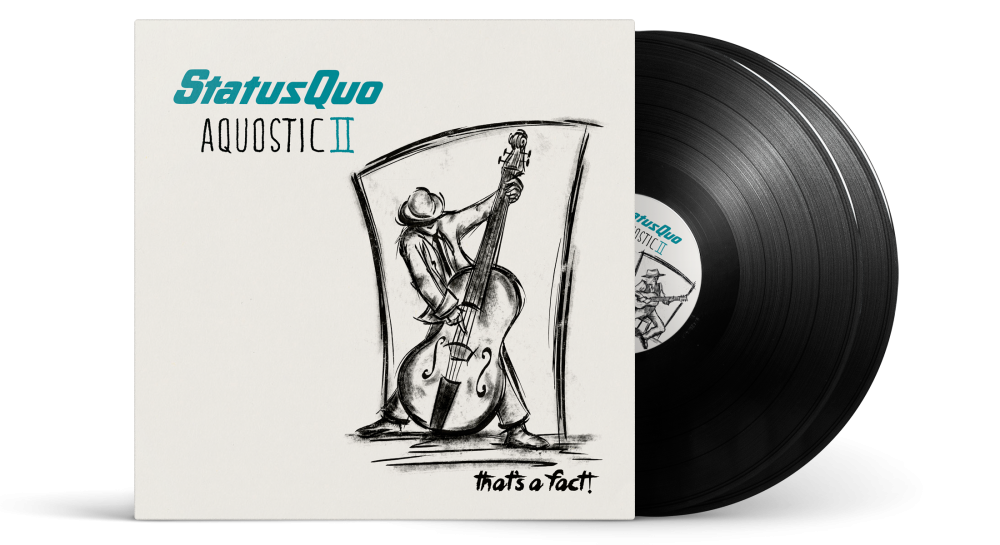 Buy Online Status Quo - Aquostic II – That's A Fact! Double LP
