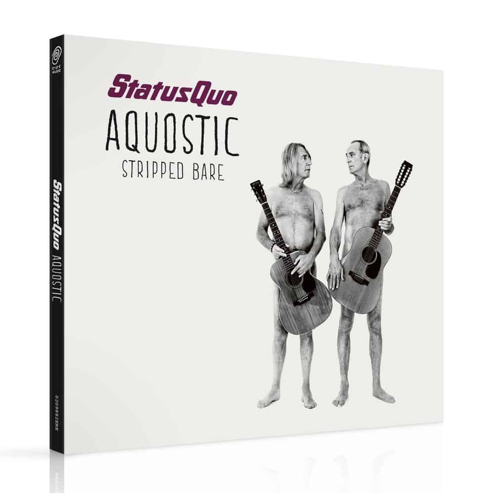 Buy Online Status Quo - Aquostic (Stripped Bare) CD