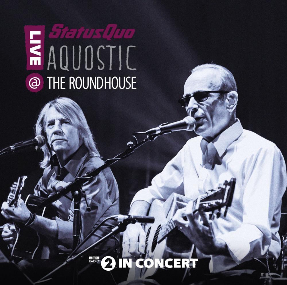 Buy Online Status Quo - Aquostic! Live At The Roundhouse CD