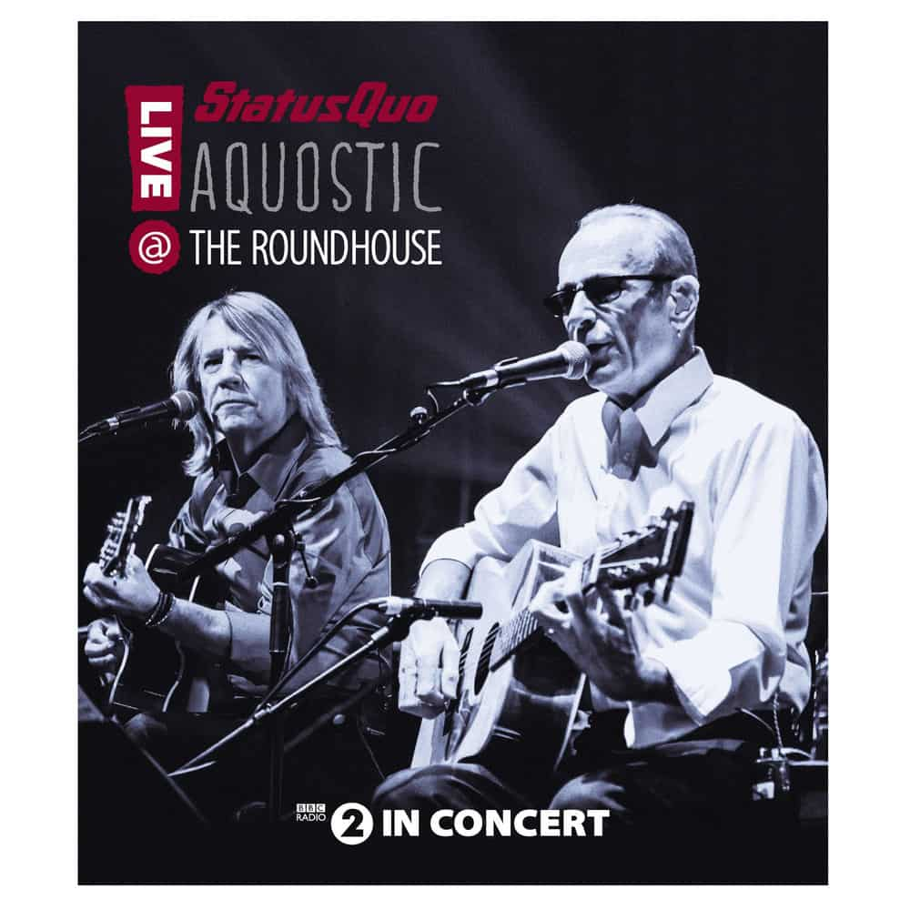 Buy Online Status Quo - Aquostic! Live At The Roundhouse Blu-ray