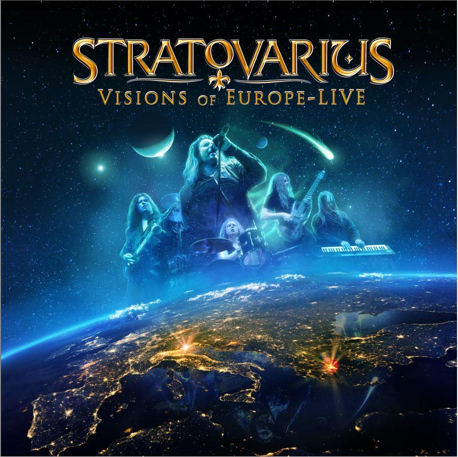 Buy Online Stratovarius - Visions Of Europe (Reissue 2016) Triple Vinyl