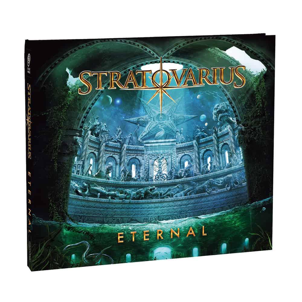 Buy Online Stratovarius - Eternal CD