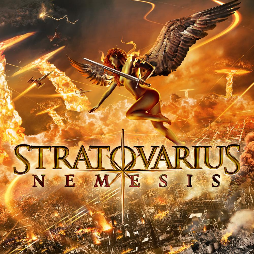 Buy Online Stratovarius - Nemesis CD