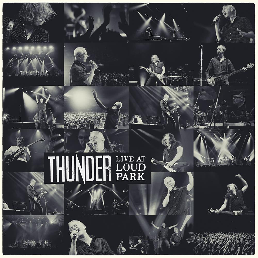 Buy Online Thunder - Live At Loud Park (limited & numbered) 12-Inch