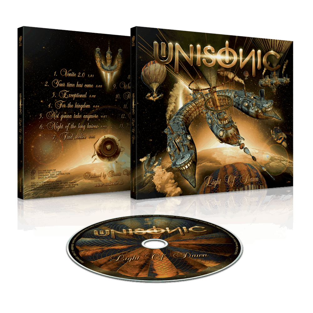 Buy Online Unisonic - Light Of Dawn
