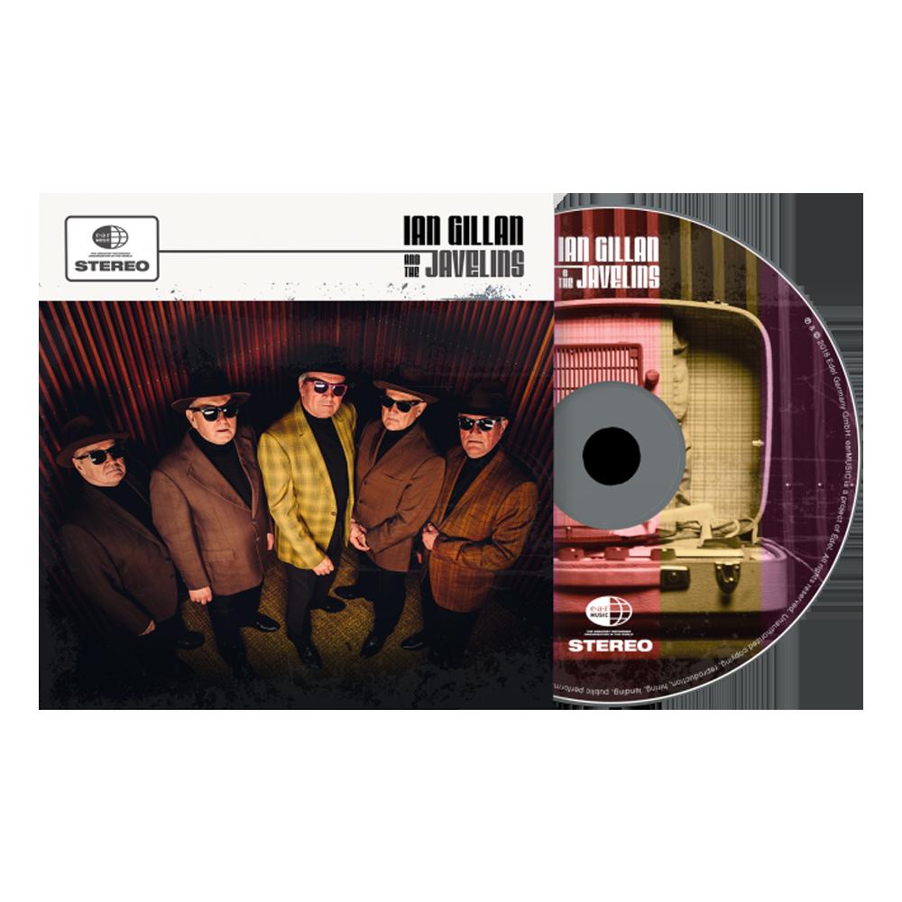 Buy Online Ian Gillan - Ian Gillan & The Javelins CD