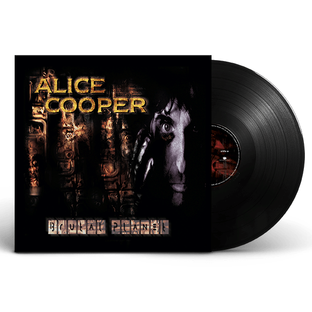 Buy Online Alice Cooper - Brutal Planet