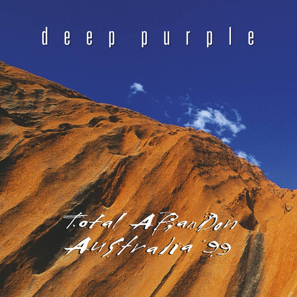 Buy Online Deep Purple - Total Abandon Double Vinyl + CD