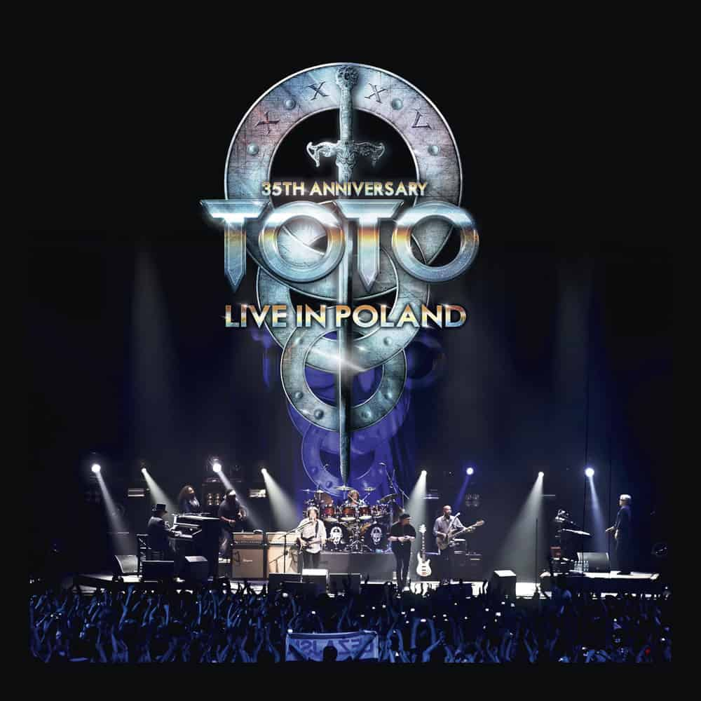 Buy Online Toto - 35th Anniversary Tour - Live in Lodz, Poland 2013