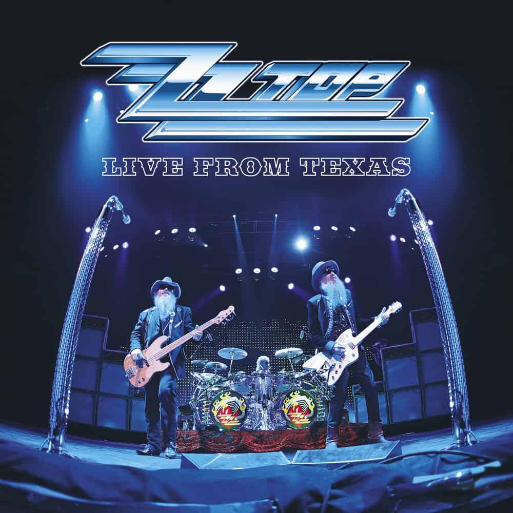 Buy Online ZZ Top - Live from Texas Double Vinyl + CD
