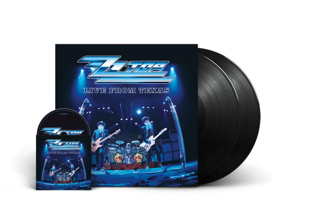 Buy Online ZZ Top - Live from Texas