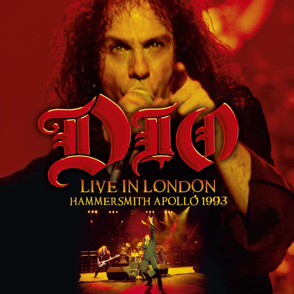 Buy Online Dio - Live in London Hammersmith Double Vinyl + Double CD