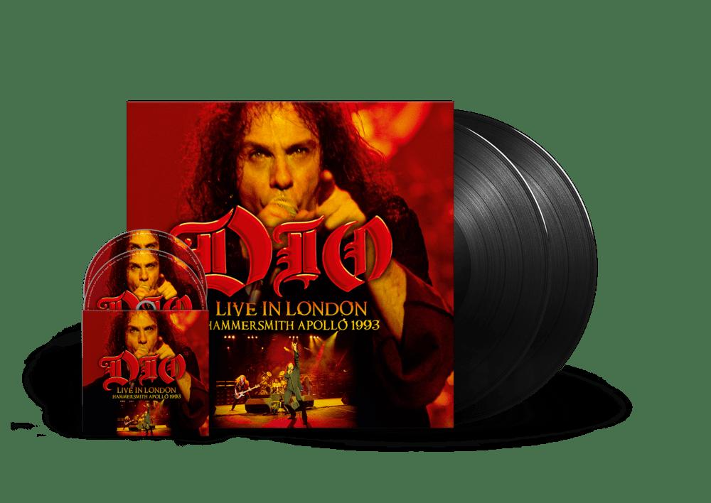 Buy Online Dio - Live In London Hammersmith Apollo 1993