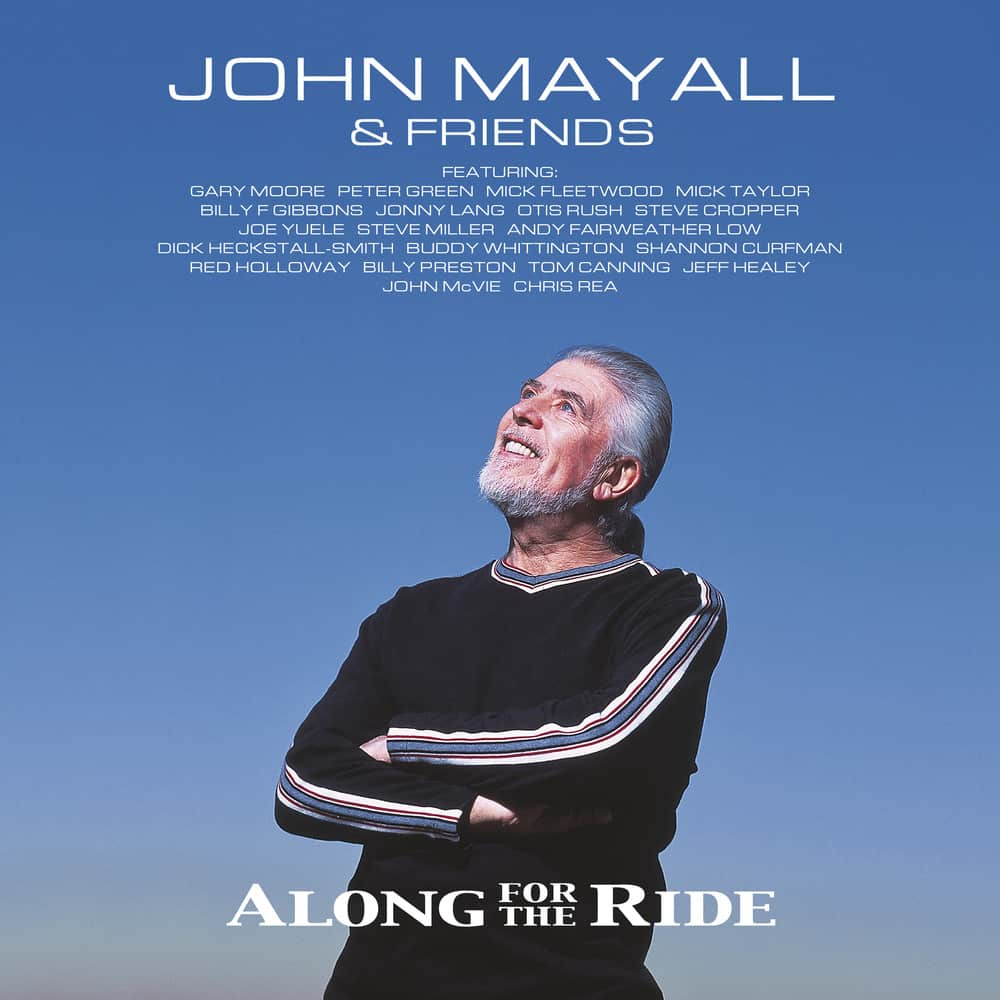Buy Online John Mayall & Friends - Along for the Ride Double Vinyl + CD