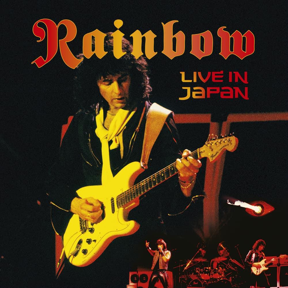 Buy Online Rainbow - Live in Japan Triple Vinyl + Double CD