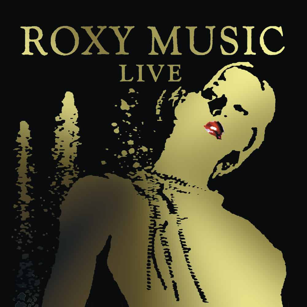 Buy Online Roxy Music - Live Triple Vinyl + Double CD