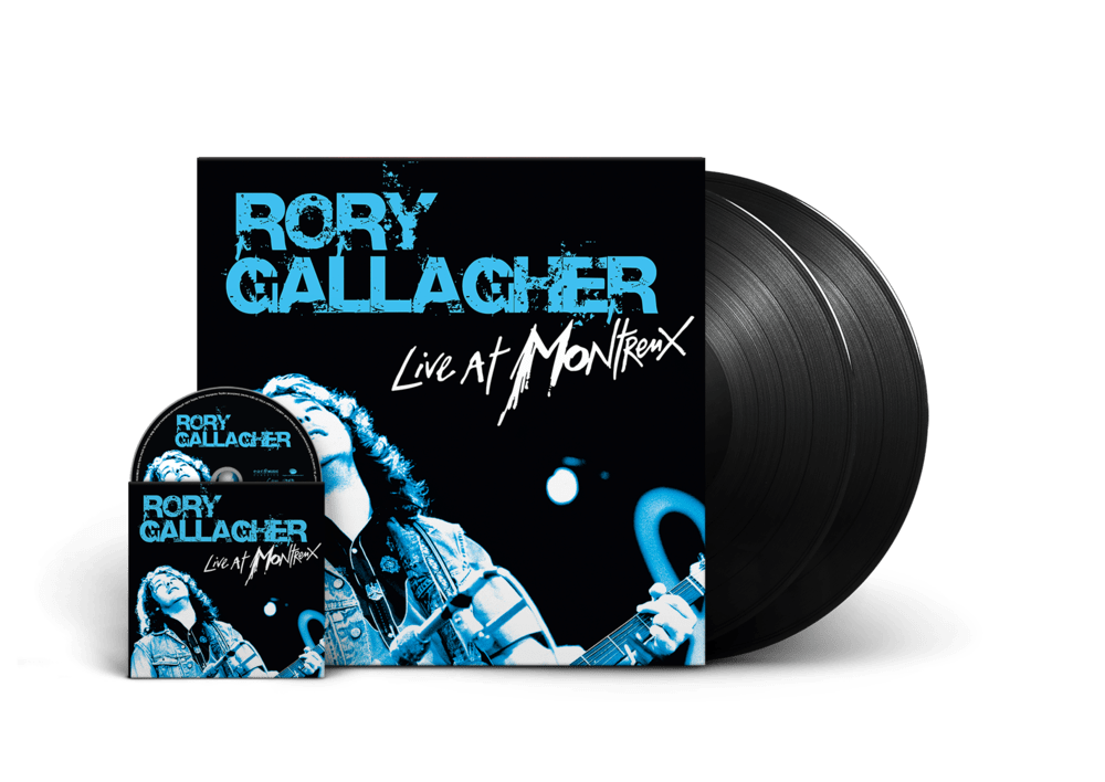 Buy Online Rory Gallagher - Live At Montreux