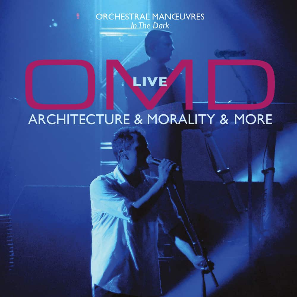 Buy Online OMD - Architecture & Morality & More - Live Double Vinyl + CD