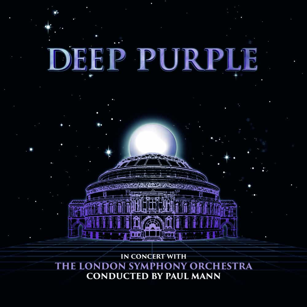 Buy Online Deep Purple - Live at the Royal Albert Hall Triple Vinyl + Double CD