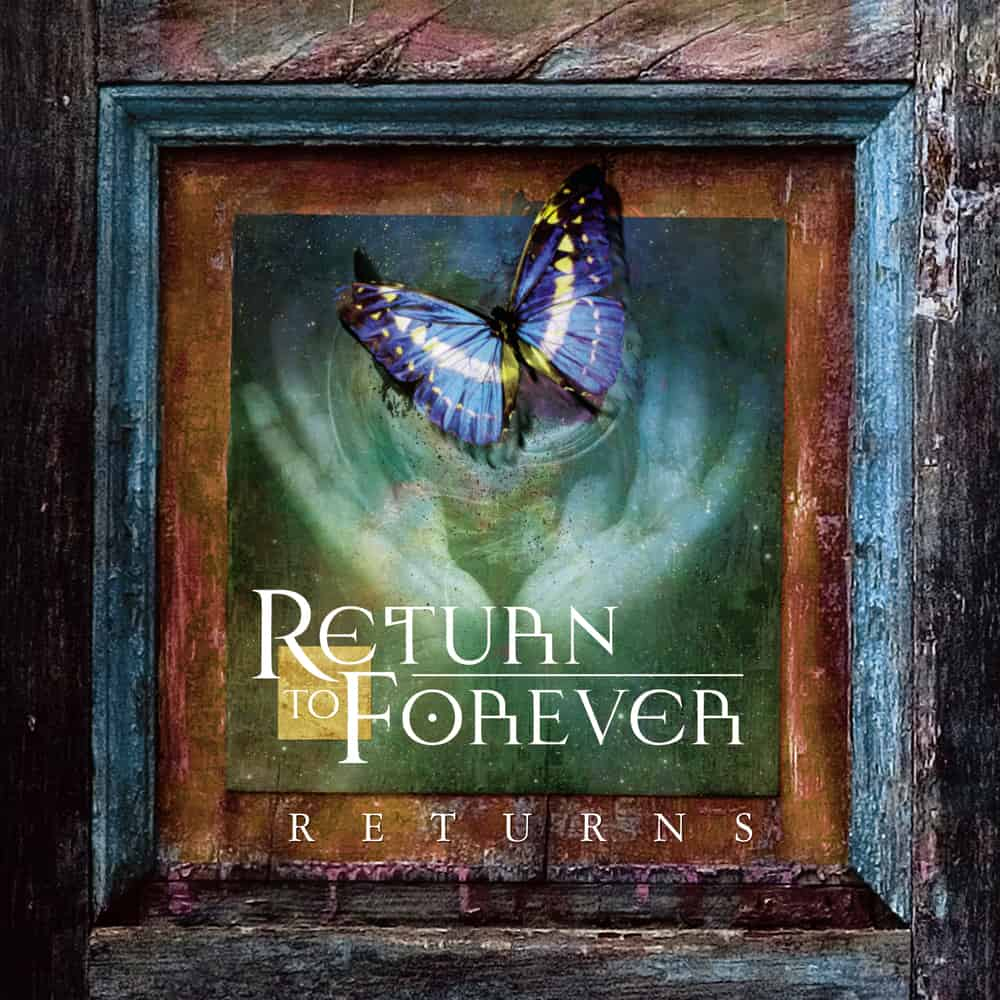 Buy Online Return to Forever - Returns - Live - 4LP + Double CD