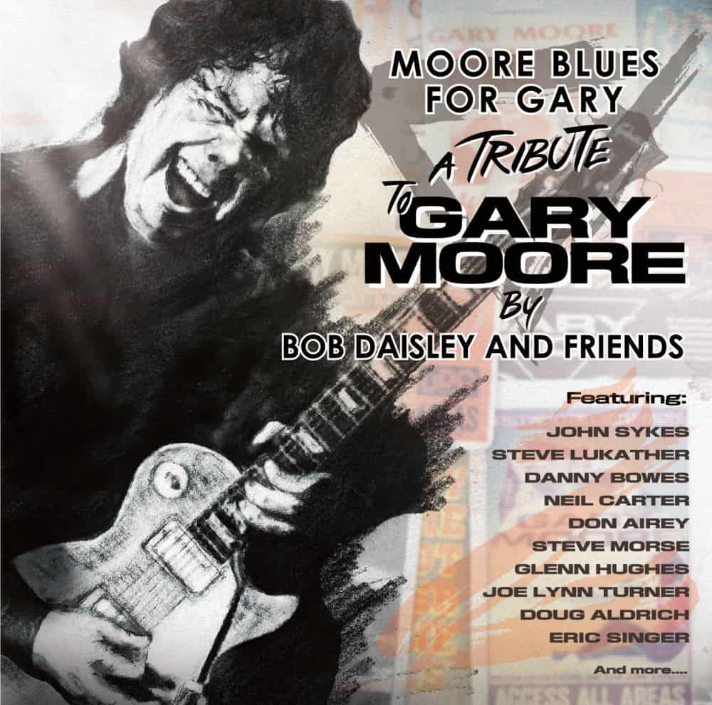 Moore Blues For Gary-A Tribute To Gary Moore CD