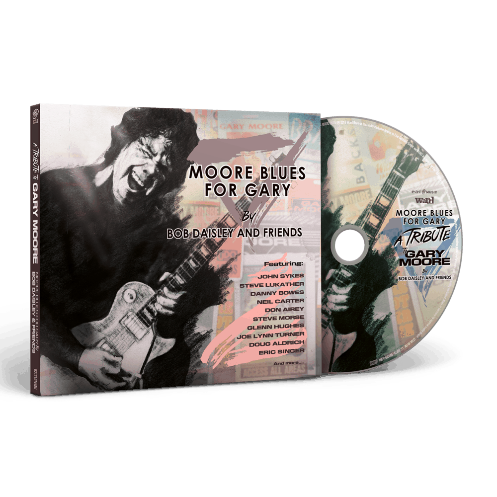 Buy Online Bob Daisley & Friends - Moore Blues For Gary-A Tribute To Gary Moore