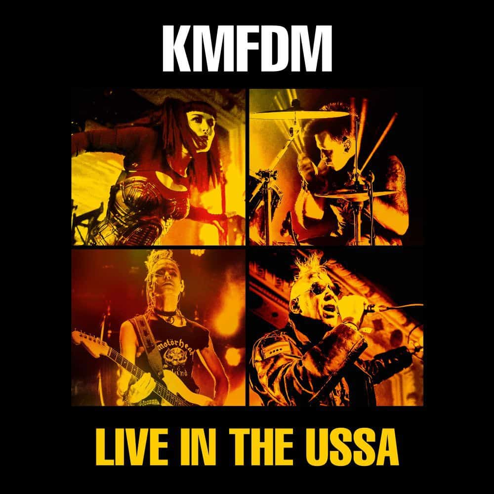 Live In The USSA CD