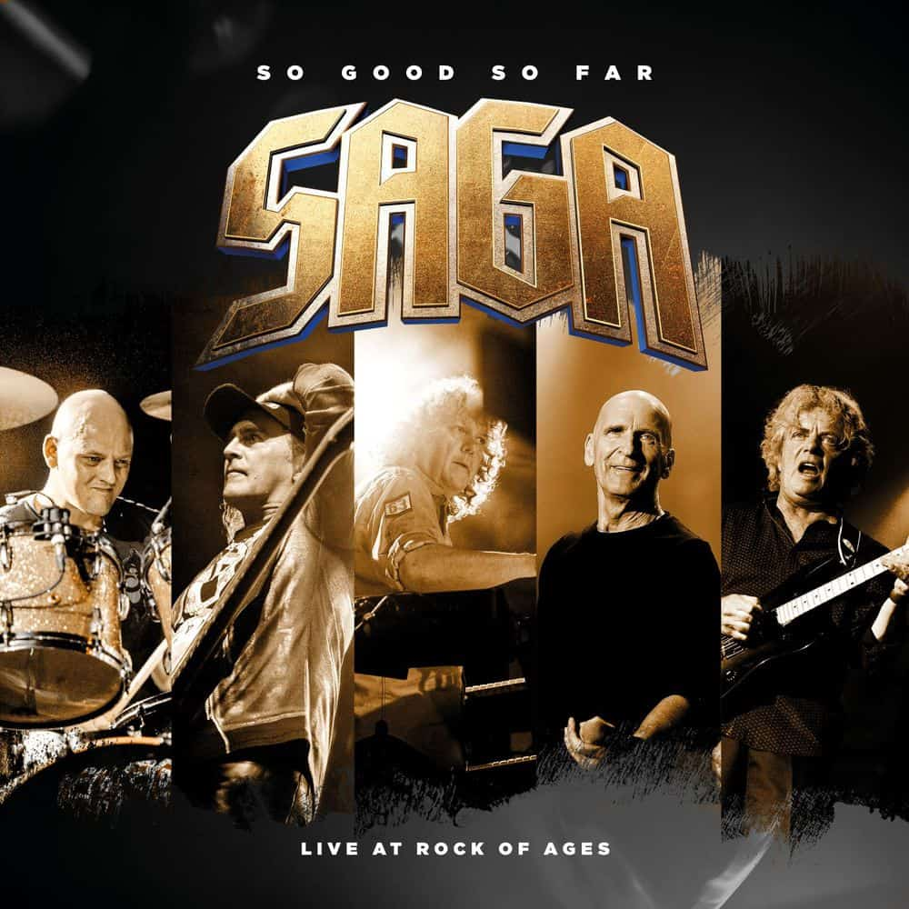 So Good So Far - Live At Rock Of Ages Double Vinyl + Download