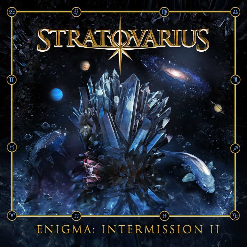 Buy Online Stratovarius - Enigma: Intermission 2 Double CD