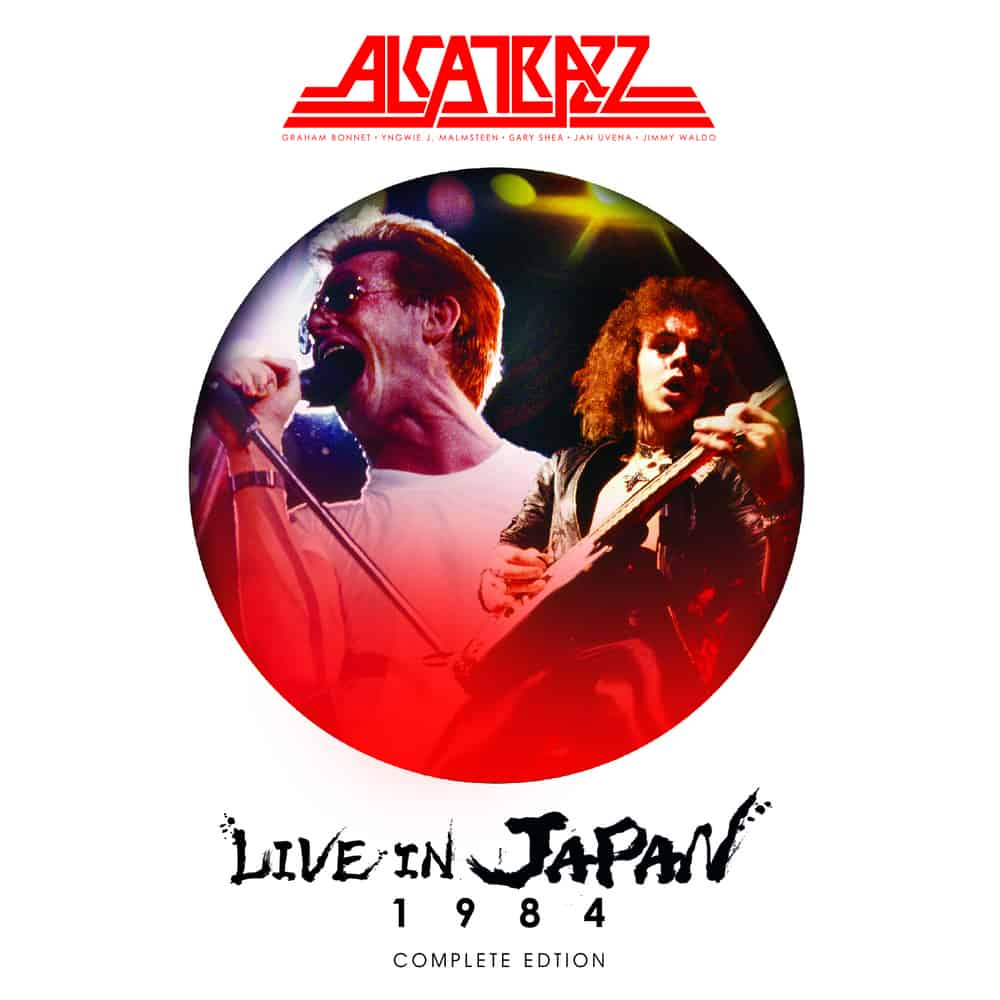Buy Online Alcatrazz  - Live In Japan 1984 –Complete Edition Double CD