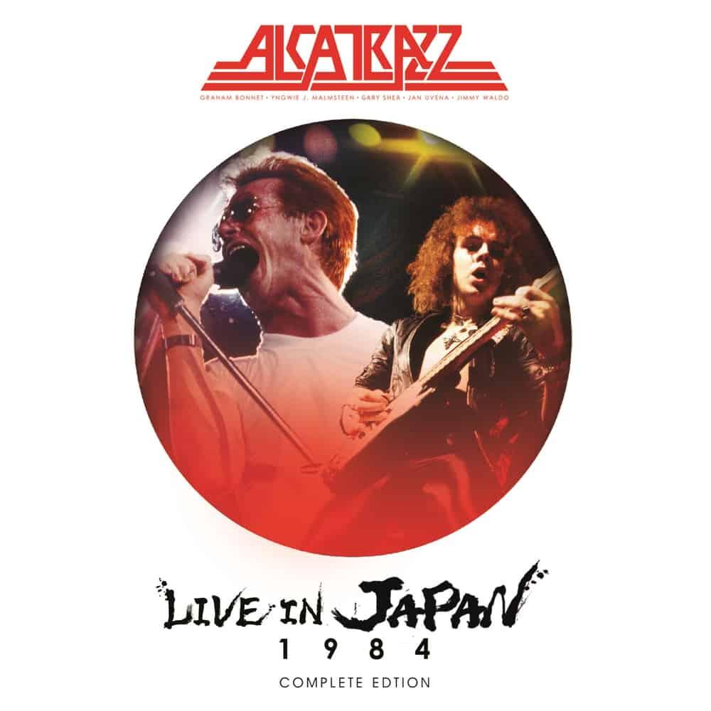 Buy Online Alcatrazz  - Live In Japan 1984 –Complete Edition Triple Vinyl + Download
