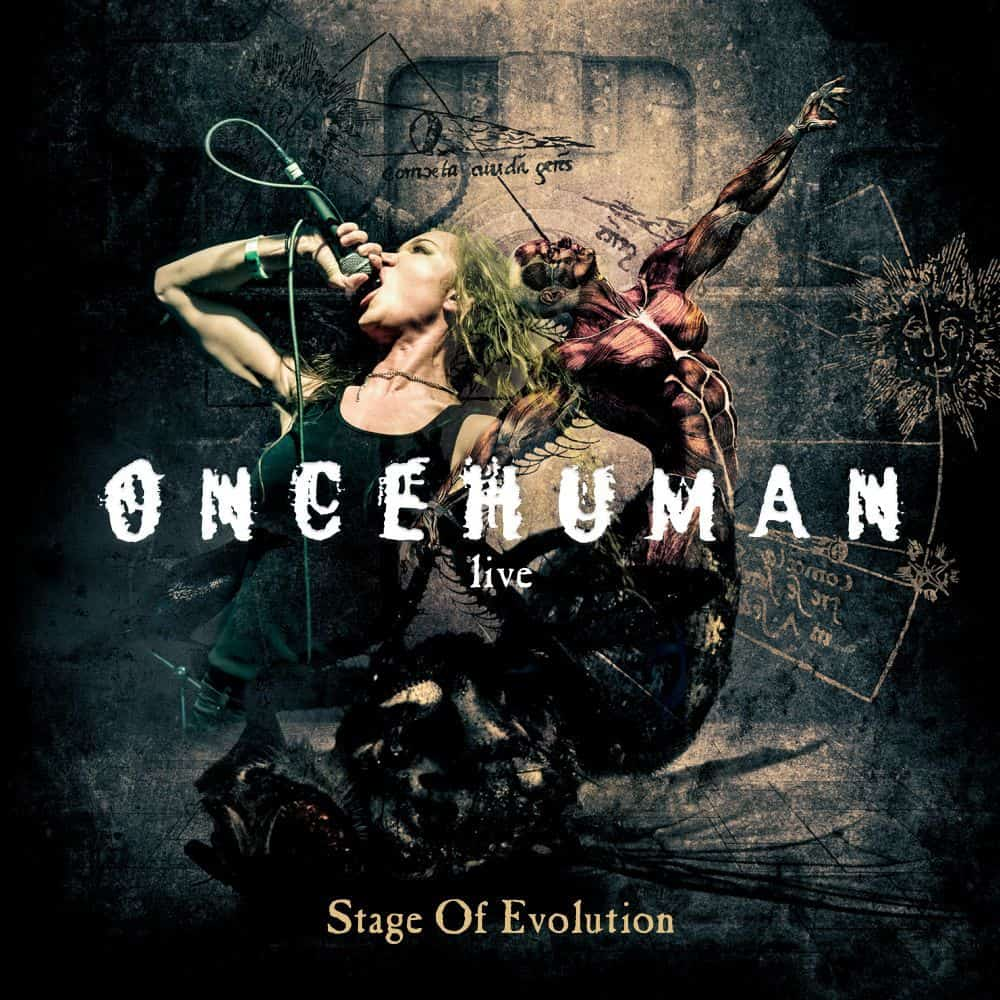 Buy Online Once Human - Stage of Evolution CD