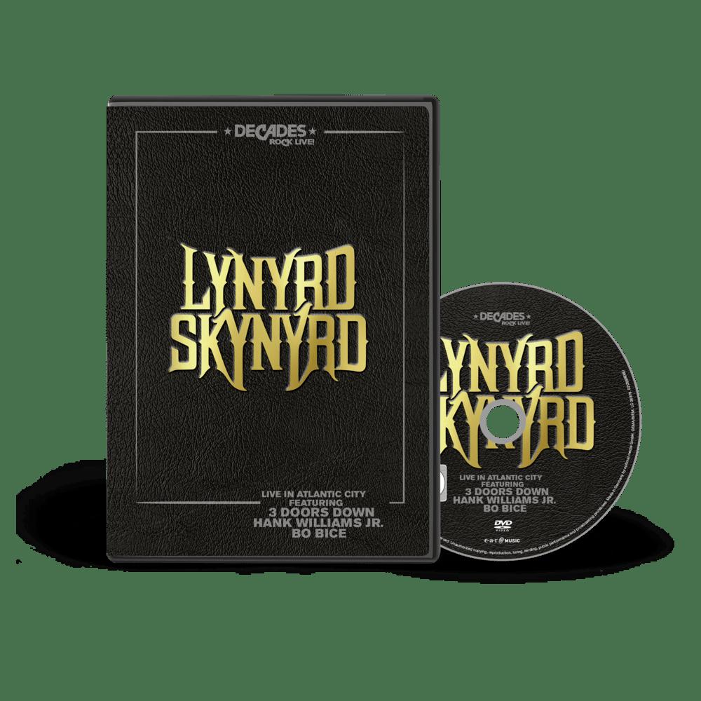 Buy Online Lynyrd Skynyrd - Live In Atlantic City DVD