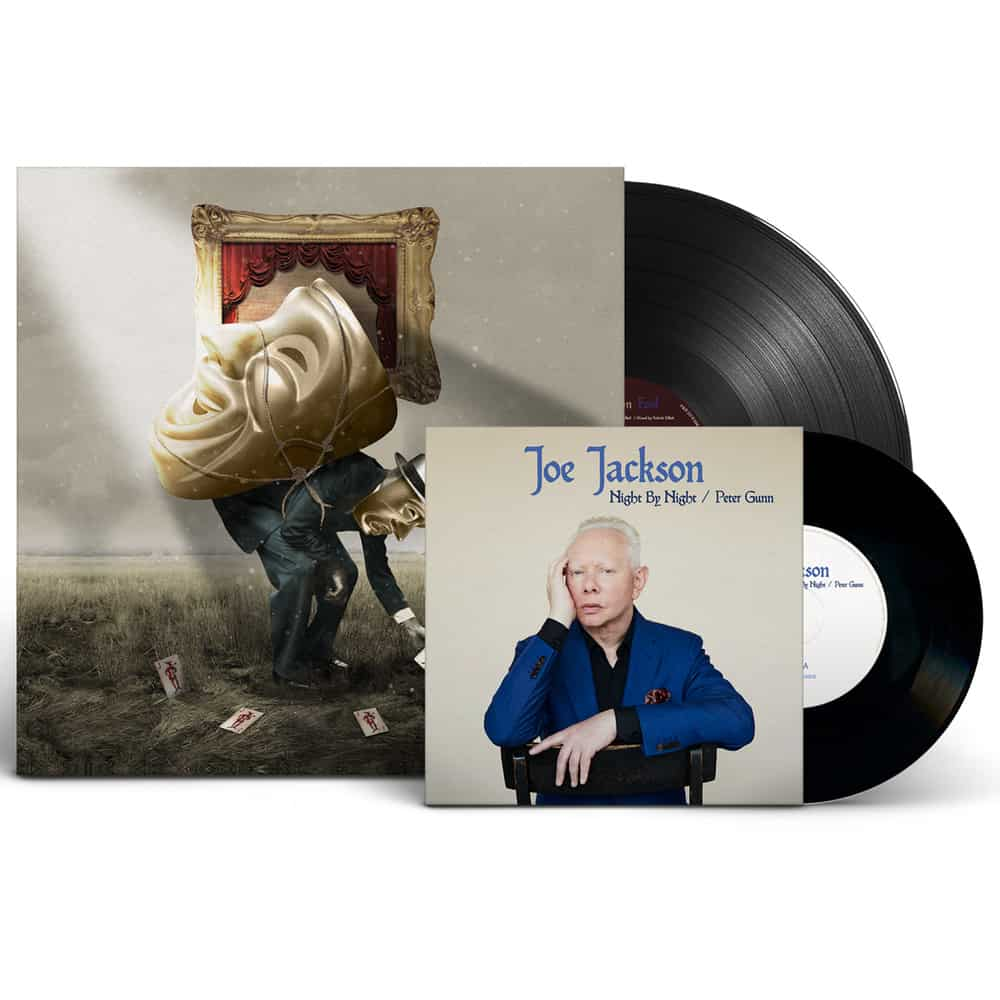 Buy Online Joe Jackson - Fool Vinyl + 7 Inch Single