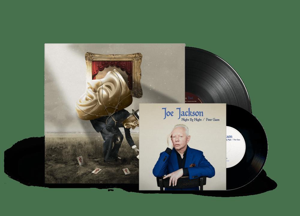 Buy Online Joe Jackson - Fool Vinyl + 7 Inch Single