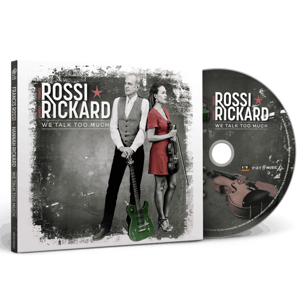 Buy Online Francis Rossi & Hannah Rickard - We Talk Too Much