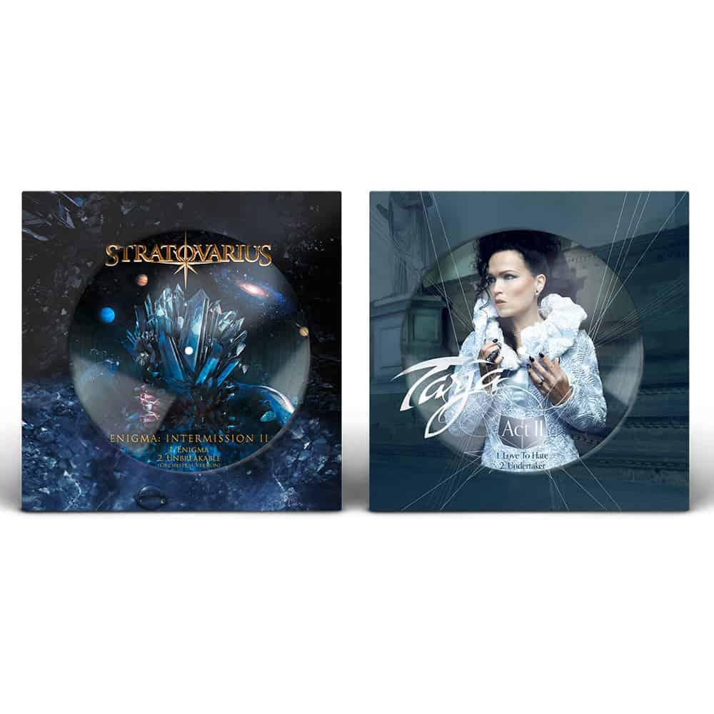Buy Online Tarja & Stratovarius - Tarja & Stratovarius