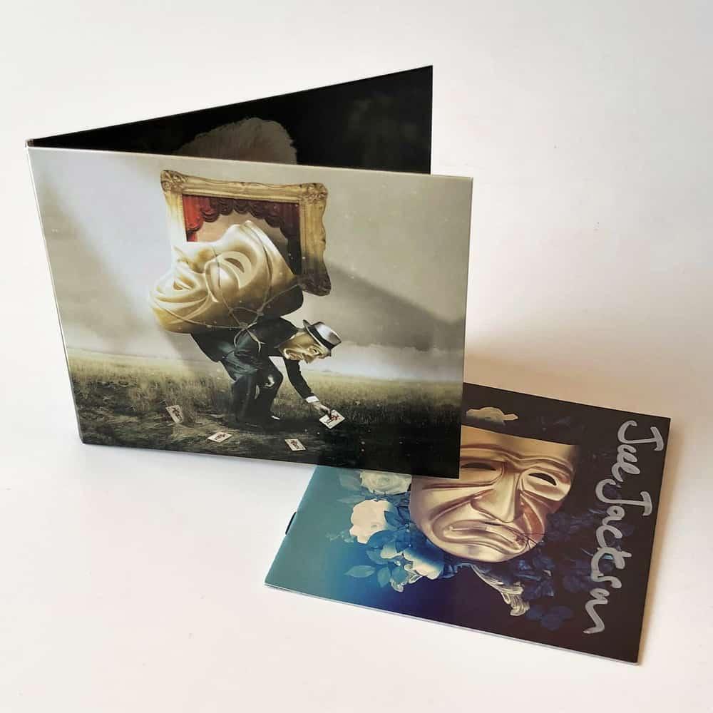 Buy Online Joe Jackson - Fool Digipak with Signed Booklet