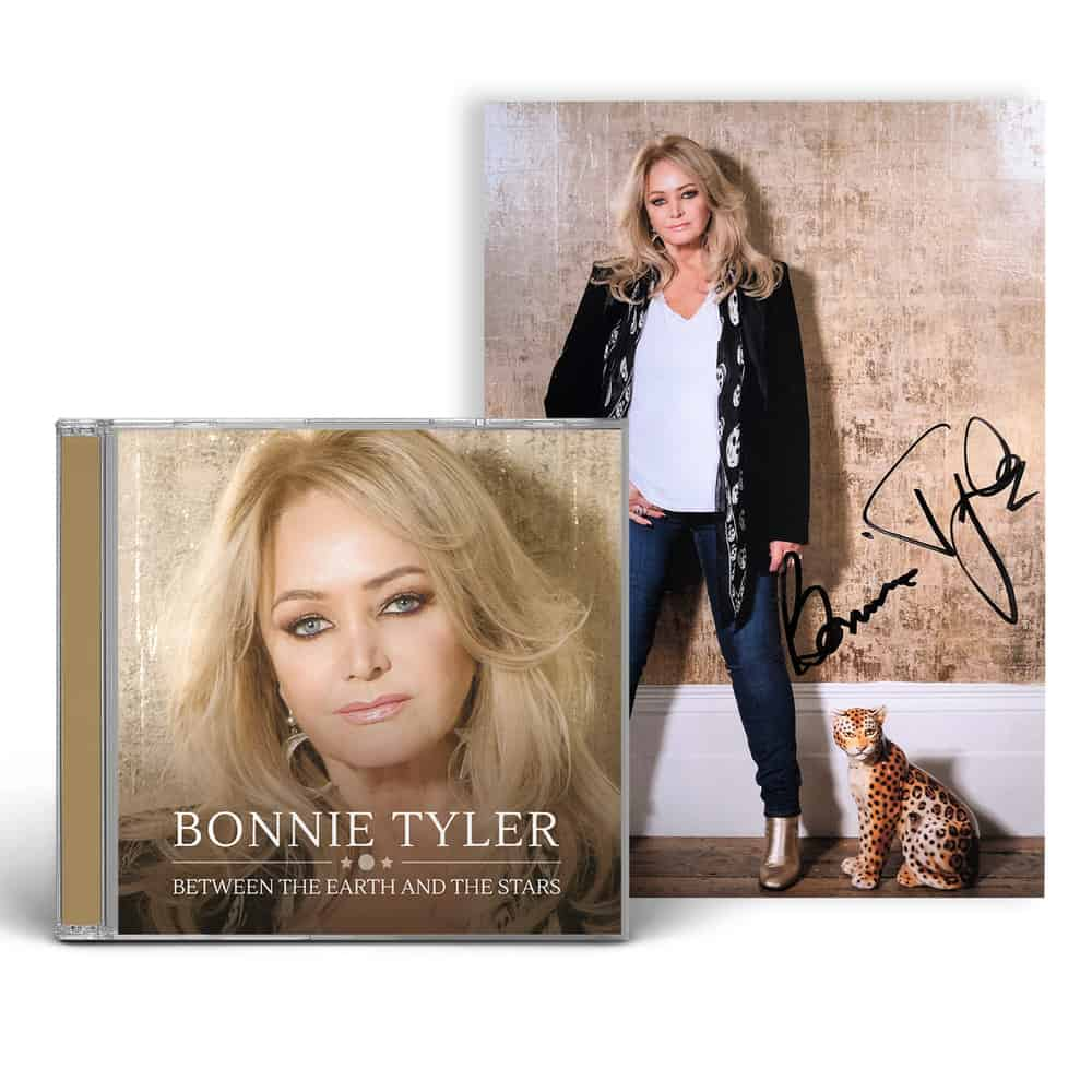 Buy Online Bonnie Tyler - Between the Earth and the Stars