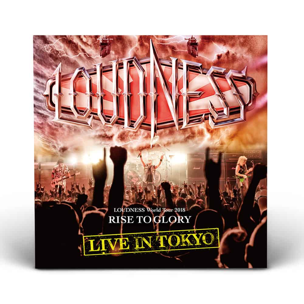 Buy Online Loudness - Live In Tokyo
