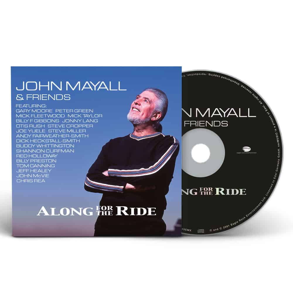 Buy Online John Mayall & Friends - Along For The Ride