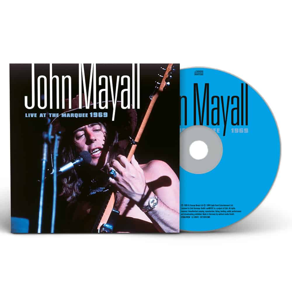 Buy Online John Mayall - Live At The Marquee 1969