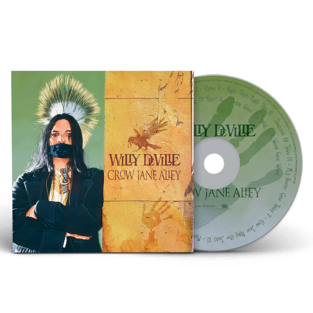 Buy Online Willy Deville - Crow Jane Alley